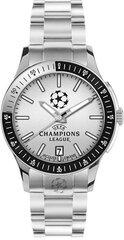 Часы мужские Jacques Lemans UEFA U-30E цена и информация | Мужские часы | pigu.lt
