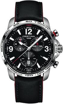 Vyriškas laikrodis Certina sport collection ds podium chrono quartz C001.647.16.057.01 kaina ir informacija | Vyriški laikrodžiai | pigu.lt