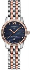 Moteriškas laikrodis Certina C033.051.22.128.00 kaina ir informacija | Moteriški laikrodžiai | pigu.lt