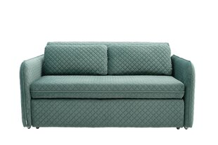 Miegama sofa LAUKSVA LAZO, mėlyna kaina ir informacija | Miegama sofa LAUKSVA LAZO, mėlyna | pigu.lt