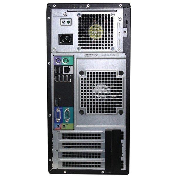 DELL 790 MT i5-2400 16GB 1TB DVD WIN10 kaina