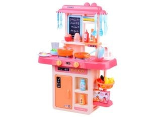 "Vaikiška virtuvėlė ""Modern Kitchen"", rožinė kaina ir informacija   Vaikiška virtuvėlė ""Modern Kitchen"", rožinė   pigu.lt"