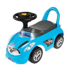 Толкаемая машинка Smiki Sit n' Ride With Me, синий цена и информация | Толкаемая машинка Smiki Sit n' Ride With Me, синий | pigu.lt