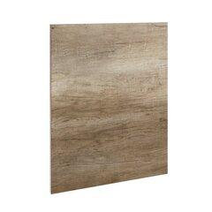 Šoninė panelė Lupus Luna 57 cm, ruda kaina ir informacija | Virtuvės baldų priedai | pigu.lt