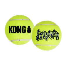 Kong žaislas šunims SqueakAir Balls 6 vnt, M kaina ir informacija | Žaislai šunims | pigu.lt