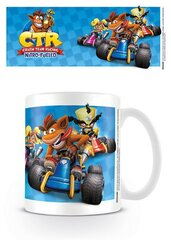 Crash Team Racing Nitro-Fueled - Race Mug, 300мл цена и информация | Crash Team Racing Nitro-Fueled - Race Mug, 300мл | pigu.lt
