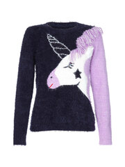 Megztinis moterims Yumi, Unicrn Jumper, YK001498 kaina ir informacija | Megztiniai moterims | pigu.lt