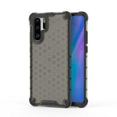 Telefono dėklas Honeycomb Huawei P30 Pro black kaina ir informacija | Telefono dėklai | pigu.lt