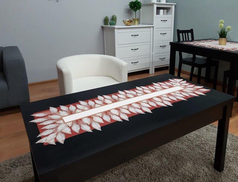 Stalo takelis Tenor, 40x140 cm kaina ir informacija | Staltiesės, virtuviniai rankšluosčiai | pigu.lt