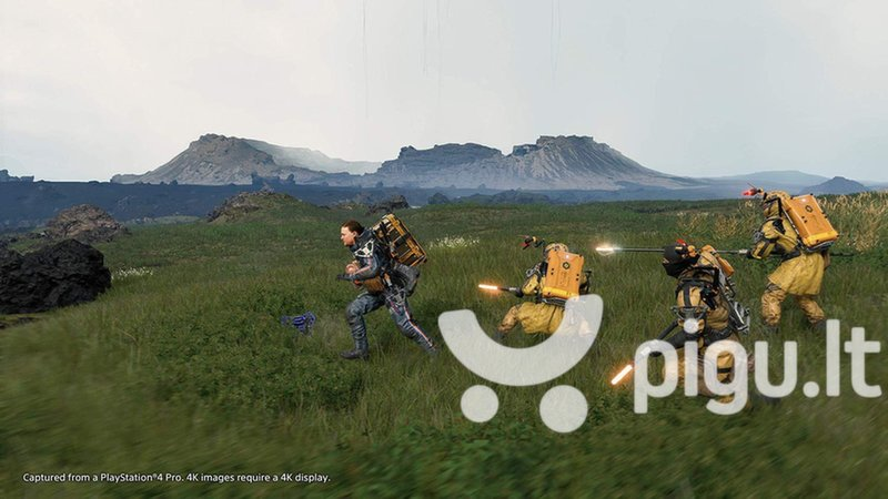 Death Stranding Standard Edition PS4 pigiau