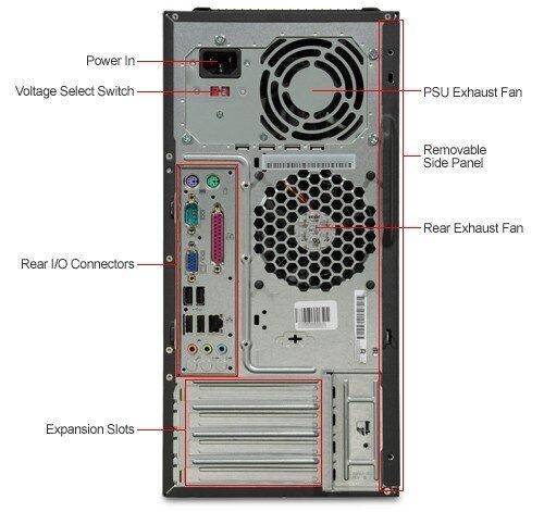 Lenovo M58e MT E7500 4GB 120SSD+500GB Win10 kaina