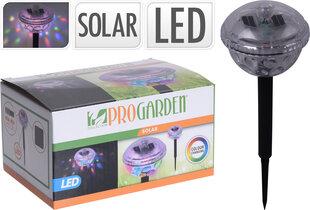 Progarden садовый фонарь на солнечной батарее цена и информация | Уличные светильники | pigu.lt
