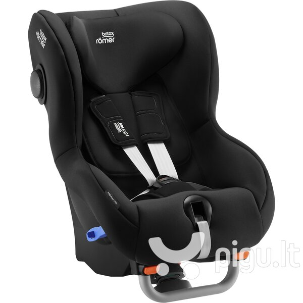 Automobilinė kėdutė Britax Max-Way Plus Cosmos Black 2000027825 internetu