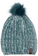 Starling žieminė kepurė mergaitėms Noelle, petrol kaina ir informacija | Žiemos drabužiai vaikams | pigu.lt