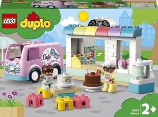 10928 LEGO® DUPLO Town Kepykla kaina ir informacija | 10928 LEGO® DUPLO Town Kepykla | pigu.lt