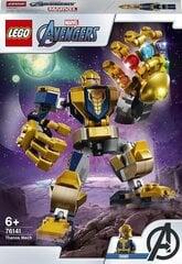 76141 LEGO® Super Heroes Marvel Avengers Movie 4 Tanoso robotas kaina ir informacija | Konstruktoriai ir kaladėlės | pigu.lt