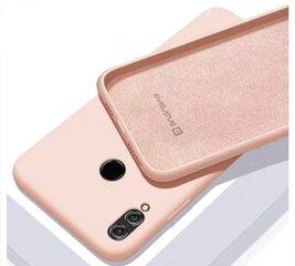 Evelatus Soft Silicone Case, skirtas Xiaomi Redmi Note 8/8T, kreminis kaina ir informacija | Telefono dėklai | pigu.lt