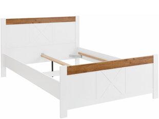 Lova Notio Living Aldo, 140 x 200 cm, balta kaina ir informacija | Lova Notio Living Aldo, 140 x 200 cm, balta | pigu.lt
