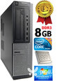 Dell Optiplex 7010 Intel® Core™ i3-2120 8GB 240GB SSD Windows 7 Professional