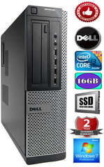 Dell Optiplex 7010 i3-2120 16GB 120GB SSD Windows 7 Professional kaina ir informacija | Dell Optiplex 7010 i3-2120 16GB 120GB SSD Windows 7 Professional | pigu.lt