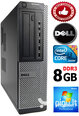 Dell Optiplex 7010 i3-2120 8GB 500GB GT1030 2GB Windows 7 Professional