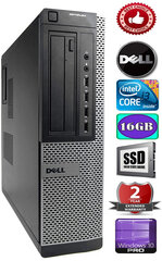 DELL Optiplex 7010 Core i3-3220 3.30GHZ 16GB 480GB SSD DVD Windows 10 Professional kaina ir informacija | DELL Optiplex 7010 Core i3-3220 3.30GHZ 16GB 480GB SSD DVD Windows 10 Professional | pigu.lt