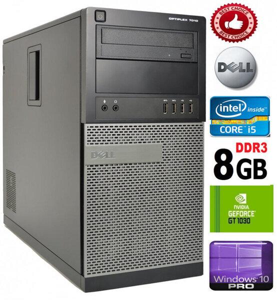 Dell Tower i5-4570 8GB 500GB HDD Windows 10 Professional
