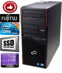 Fujitsu Esprimo P710 i3-3220 4GB 240SSD Windows 10 Professional kaina ir informacija | Fujitsu Esprimo P710 i3-3220 4GB 240SSD Windows 10 Professional | pigu.lt