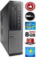 DELL Optiplex 7010 Core i5-3470 8GB 250GB DVD Windows 7 Professional kaina ir informacija | DELL Optiplex 7010 Core i5-3470 8GB 250GB DVD Windows 7 Professional | pigu.lt