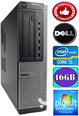 DELL Optiplex 7010 Core i5-3470 16GB 250GB DVD Windows 7 Professional