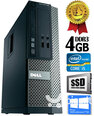 Dell Optiplex 390 i5-2400 4GB 120GB SSD DVDRW Windows 10 Professional