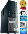 Dell Optiplex 390 i5-2400 4GB 480GB SSD DVDRW Windows 7 Professional