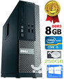 Dell Optiplex 390 i5-2400 8GB 250GB DVDRW Windows 10 Professional