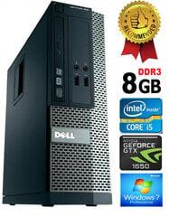 Dell Optiplex 390 i5-2400 8GB 480SSD GTX1650 4GB DVDRW Windows 7 Professional kaina ir informacija   Stacionarūs kompiuteriai   pigu.lt