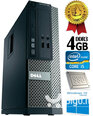 Dell Optiplex 390 i5-2400 4GB 480GB SSD DVDRW Windows 10