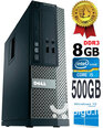Dell Optiplex 390 i5-2400 8GB 500GB DVDRW Windows 10