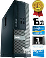 Dell Optiplex 390 i5-2400 16GB 1TB DVDRW Windows 10