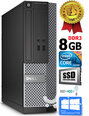 Dell Optiplex 7020 i3-4130 3.4Ghz 8GB 240GB SSD + 1TB HDD Windows 10 Professional