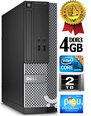 Dell Optiplex 7020 i3-4130 3.4Ghz 4GB 2TB HDD Windows 7 Professional