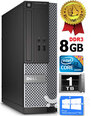 Dell Optiplex 7020 i3-4130 3.4Ghz 8GB 1TB HDD Windows 10 Professional