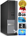 Dell Optiplex 7020 i3-4130 3.4Ghz 8GB 2TB HDD Windows 7 Professional