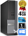 Dell Optiplex 7020 i3-4130 3.4Ghz 4GB 1TB HDD Windows 10 Professional