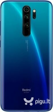 Xiaomi Redmi Note 8 Pro, Dual sim, 6/128GB, Dark Blue internetu