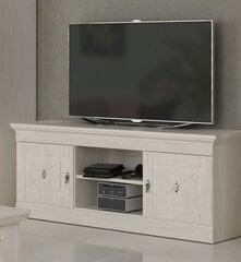 TV staliukas Forte Encanto, baltas kaina ir informacija | TV staliukai | pigu.lt