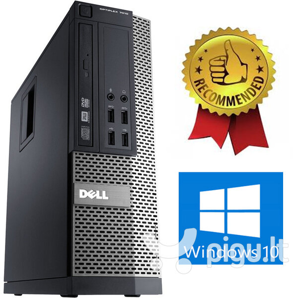 Dell Optiplex 790 SFF i5-2400 4GB 250GB Windows 10