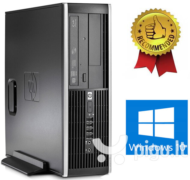 HP Compaq Elite 8100 Intel® Core™ i5-650 8GB 500GB Windows 10