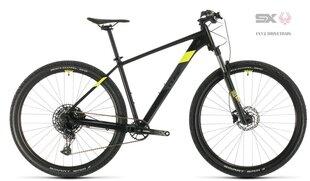 "Vyriškas kalnų dviratis Cube Analog 29"" 2020, juodas цена и информация   Велосипеды   pigu.lt"