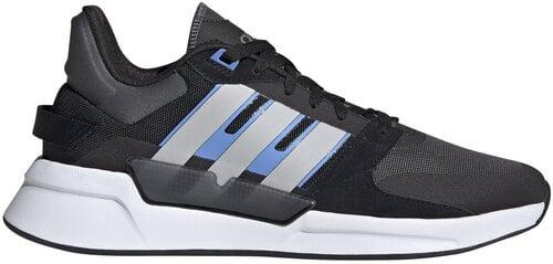 Adidas Обувь Run90S Black Grey цена и информация | Кроссовки для мужчин | pigu.lt