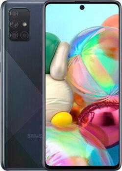 Samsung Galaxy A71 128GB, Dual SIM, Crush Black kaina ir informacija | Samsung Galaxy A71 128GB, Dual SIM, Crush Black | pigu.lt