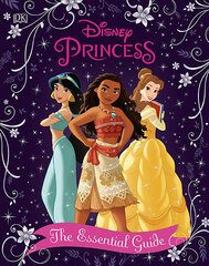 Disney Princess The Essential Guide, New Edition kaina ir informacija | Disney Princess The Essential Guide, New Edition | pigu.lt